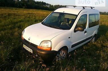 Универсал Renault Kangoo пасс. 2002 в Сумах