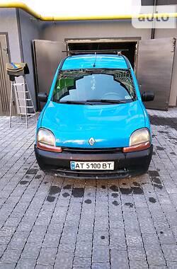 Унiверсал Renault Kangoo пасс. 2000 в Івано-Франківську