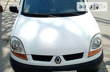 Минивэн Renault Kangoo пасс. 2004 в Ивано-Франковске