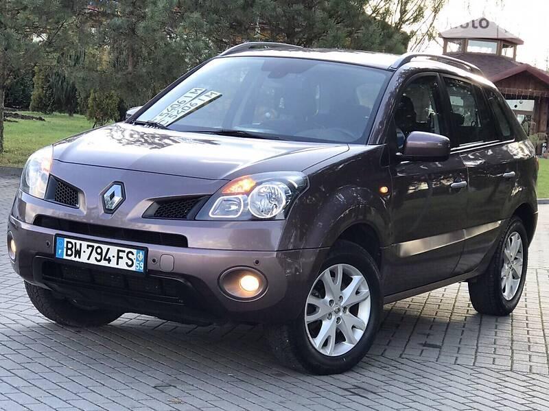 Renault Koleos 2008 в Львове