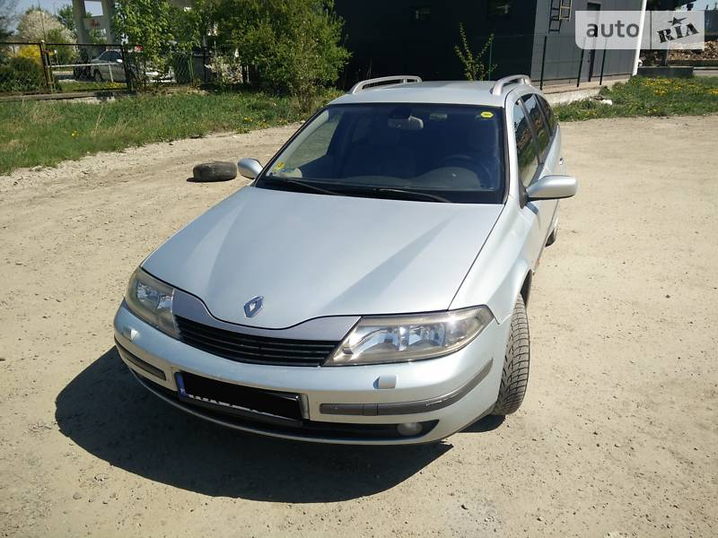 Renault Laguna 2001 в Ивано-Франковске