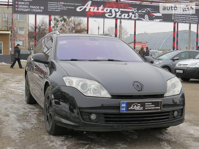 Renault Laguna 2008 года в Черкассах
