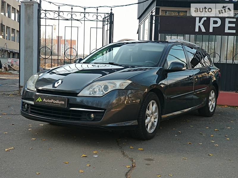 Renault Laguna 2008 в Николаеве