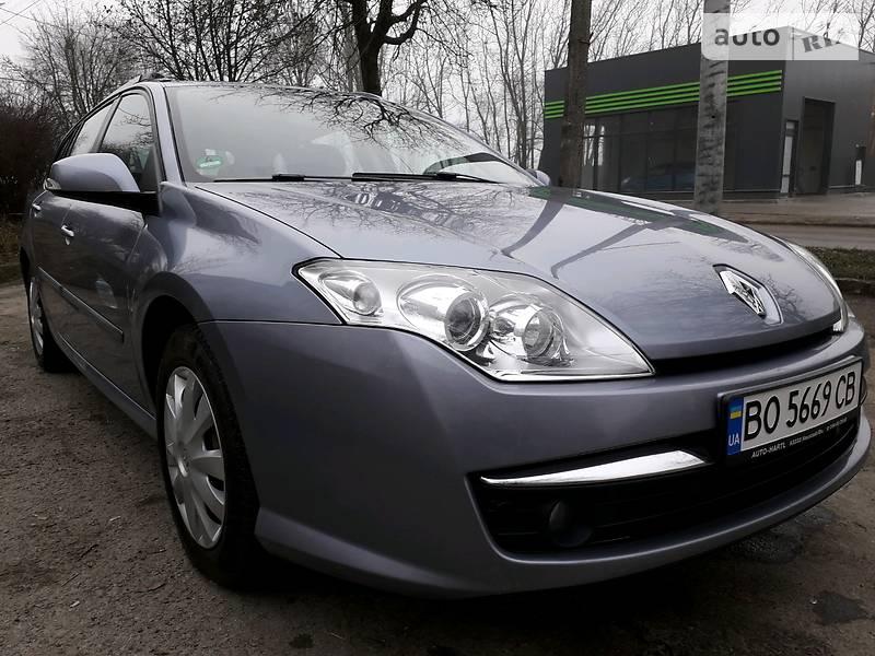 Renault Laguna 2008 в Тернополе