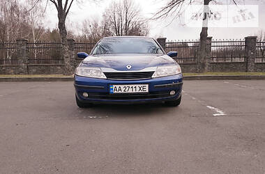 Renault Laguna 2001 в Киеве