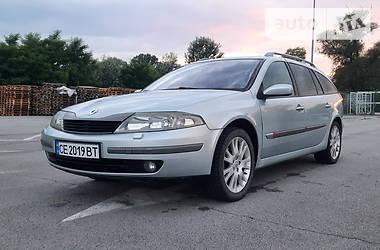 Renault Laguna 2001 в Черновцах