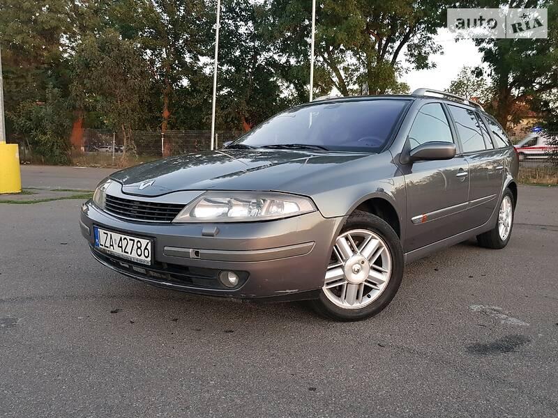 Renault Laguna 2003 в Одессе