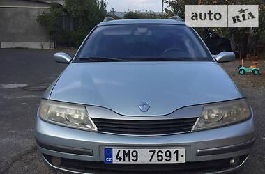 Renault Laguna 2002 в Иршаве