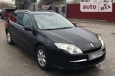 Renault Laguna 2009 в Вышгороде