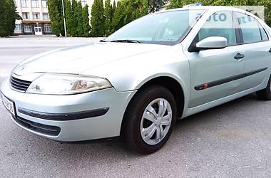 Хэтчбек Renault Laguna 2002 в Сумах