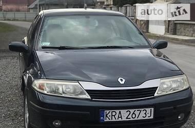 Седан Renault Laguna 2003 в Ужгороді