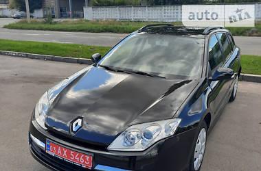 Универсал Renault Laguna 2009 в Здолбунове