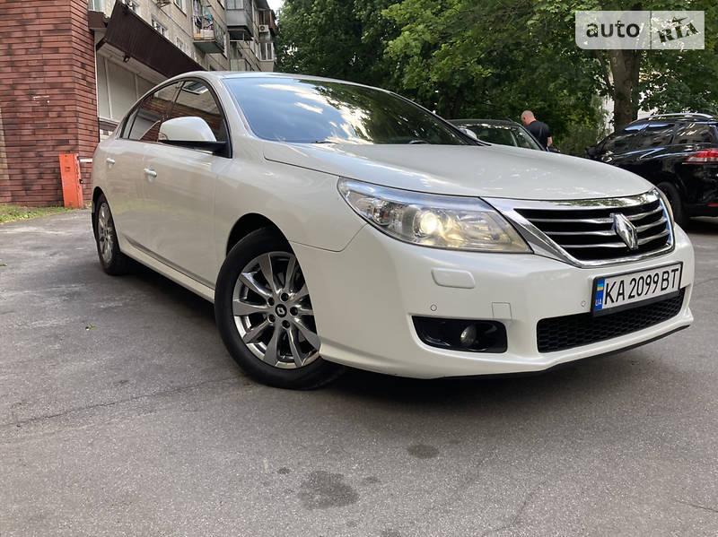 Седан Renault Latitude 2011 в Києві