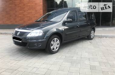 Renault Logan 2012 в Прилуках