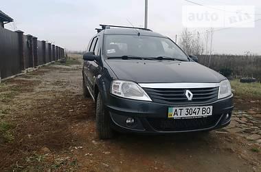 Renault Logan 2012 в Ивано-Франковске