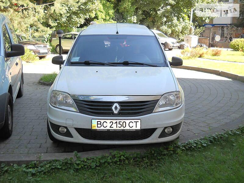 Renault Logan 2012 в Львові
