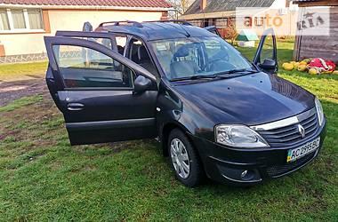 Renault Logan 2011 в Луцке
