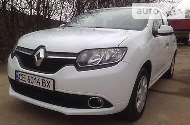 Renault Logan 2016 в Черновцах