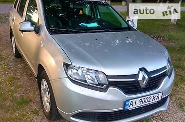 Renault Logan 2016 в Сквире