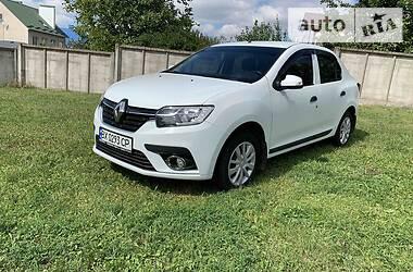 Renault Logan 2017 в Хмельницком