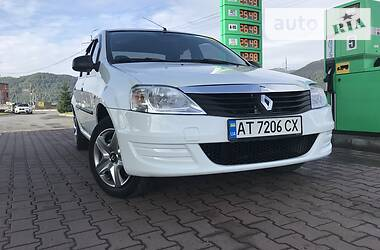 Renault Logan 2013 в Ужгороде
