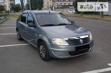 Седан Renault Logan 2011 в Києві