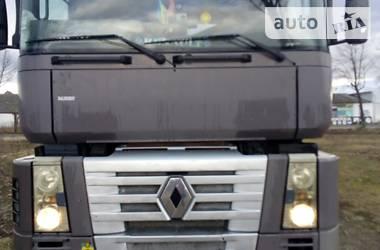 Renault Magnum 2002 в Черновцах