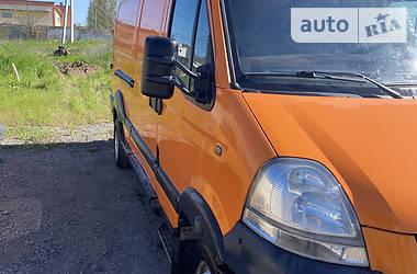 Микроавтобус грузовой (до 3,5т) Renault Mascott груз. 2009 в Мелитополе