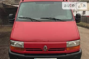 Легковий фургон (до 1,5т) Renault Master груз.-пасс. 2000 в Корюківці