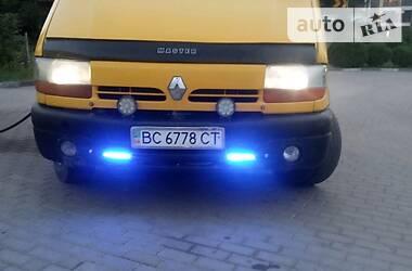 Renault Master груз.-пасс. 2000 в Ивано-Франковске