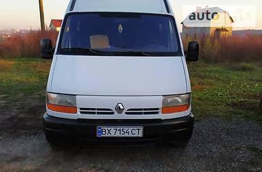 Renault Master груз.-пасс. 2002 в Каменец-Подольском
