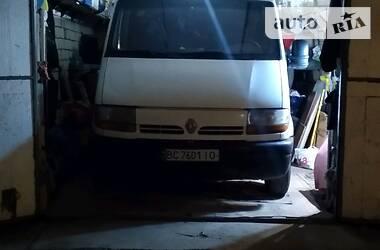 Renault Master груз.-пасс. 2000 в Львові