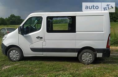 Мінівен Renault Master груз.-пасс. 2013 в Шостці