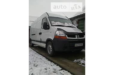 Renault Master груз. 2005 в Хотине