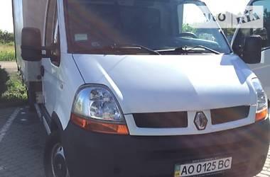 Renault Master груз. 2006 в Мукачево