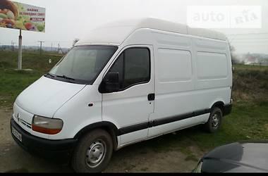 Renault Master груз. 2000 в Черновцах