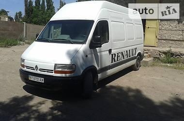 Renault Master груз. 2002 в Херсоне