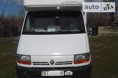 Renault Master груз. 2002 в Броварах