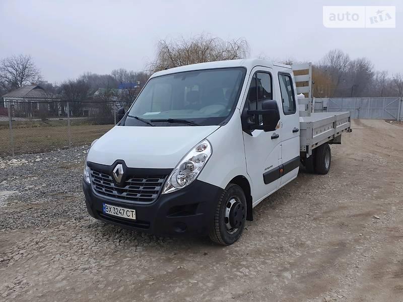 Renault Master груз. 2016 в Хмельницком