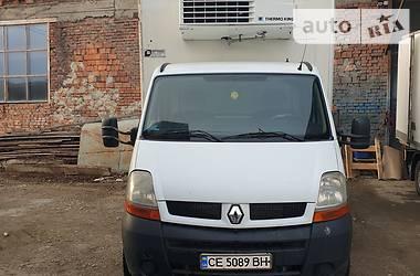 Renault Master груз. 2005 в Черновцах
