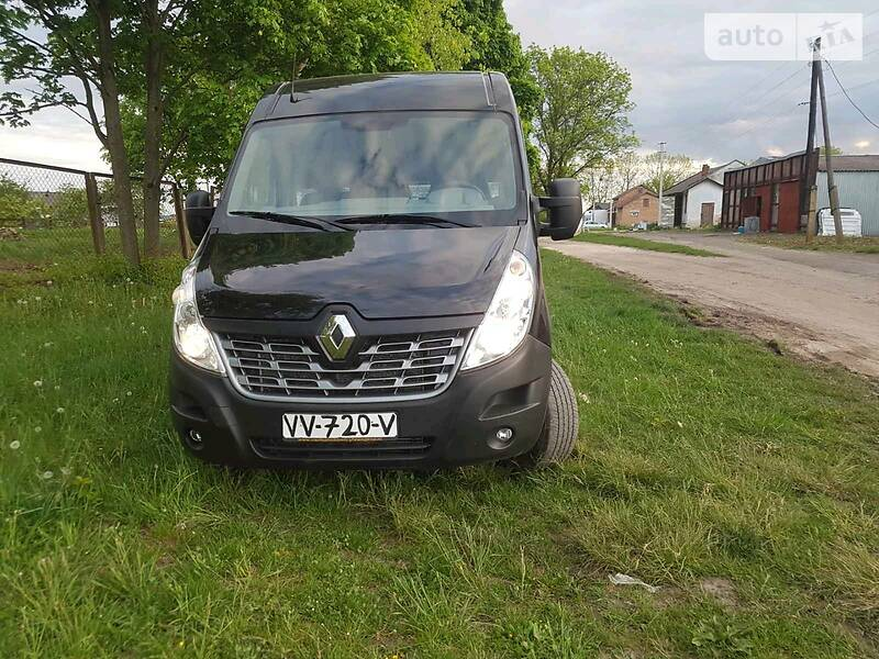 Renault Master груз. 2016 в Радехове