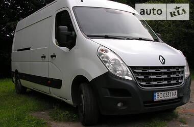 Renault Master груз. 2013 в Львове