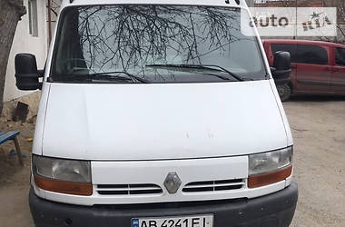 Renault Master груз. 2003 в Могилев-Подольске