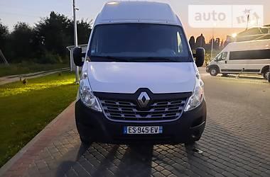 Renault Master груз. 2018 в Львове