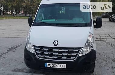 Renault Master груз. 2012 в Львове