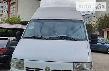 Renault Master груз. 2002 в Черновцах