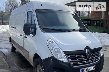 Renault Master груз. 2014 в Львове