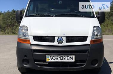 Renault Master груз. 2005 в Ковелі