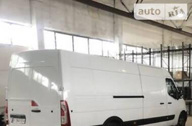 Микроавтобус грузовой (до 3,5т) Renault Master груз. 2016 в Днепре