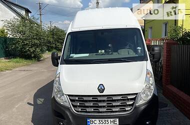 Фургон Renault Master груз. 2013 в Львове